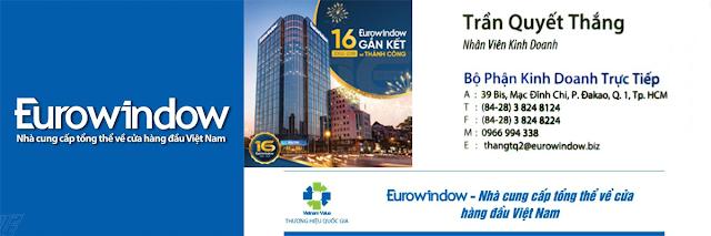 Eurowindow-Liên Hệ