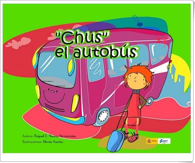 CHUS EL AUTOBÚS (Cuento Audiovisual de Educación Vial)