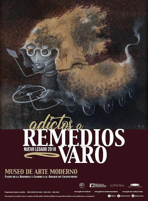 Remedios Varo y su legado 2018 en el Museo de Arte Moderno