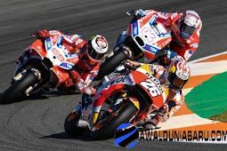 Klasemen MotoGp Setelah GP Spanyol