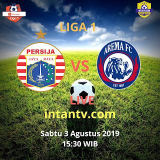 Live Streaming Persija vs Arema FC Shopee Liga 1 2019