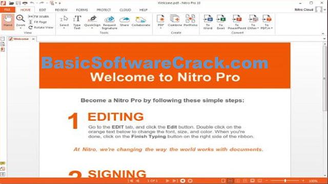 Nitro Pro Enterprise v13.42.3.855 (x64) Full Version