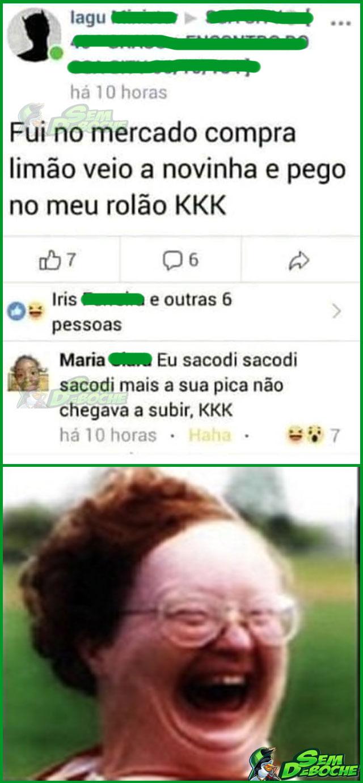 FAZENDO UMA RIMA PRA ALGUÉM COMPLETAR...