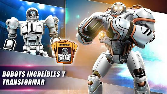 Descargar Real Steel World Robot Boxing MOD APK 51.51.122 Dinero ilimitado Gratis para Android 5