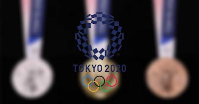 Kedudukan Pungutan Pingat Sukan Olimpik 2020 Malaysia
