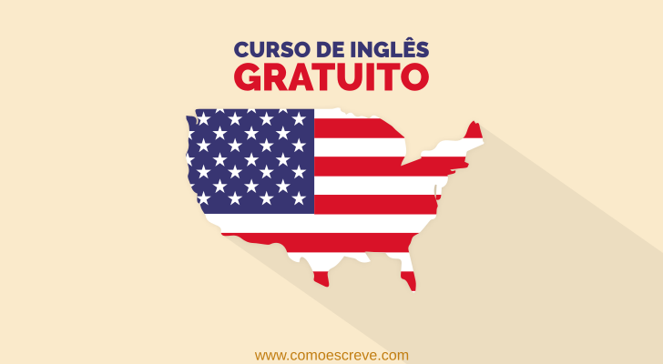 Curso de inglês grátis online do MEC