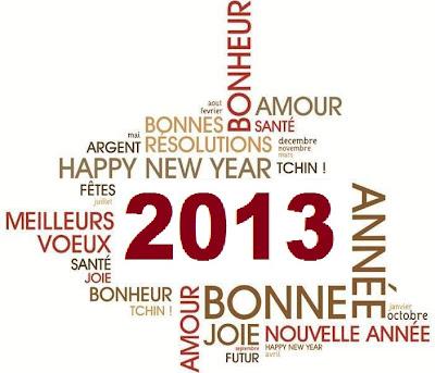 sms nouvel an 2013 pour mon amour