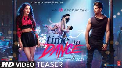 Time to Dance 2021 Hindi Full Movies 480p