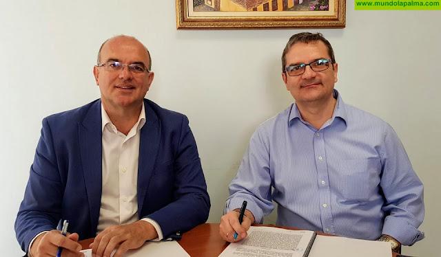 El Cabildo firma el contrato para iniciar las obras del Centro Ambiental y Recreativo de Mendo