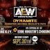 AEW Dynamite 30.09.2020 | Vídeos + Resultados