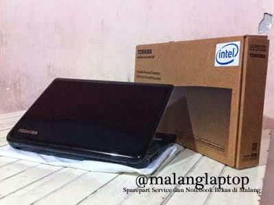 Laptop Bekas Toshiba L40