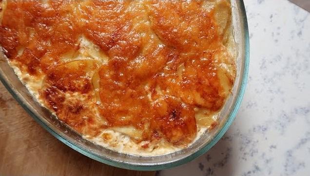 recette, gratin, dauphinois, fromage, traditionnel, un jour une recette, etape par etape, video