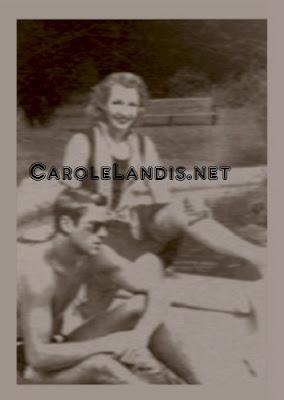 Carole Landis Lt. Troy