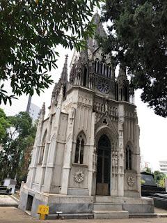 Foto Sylvia Leite - Matéria Cemitério da Consolação - BLOG LUGARES DE MEMÓRIA