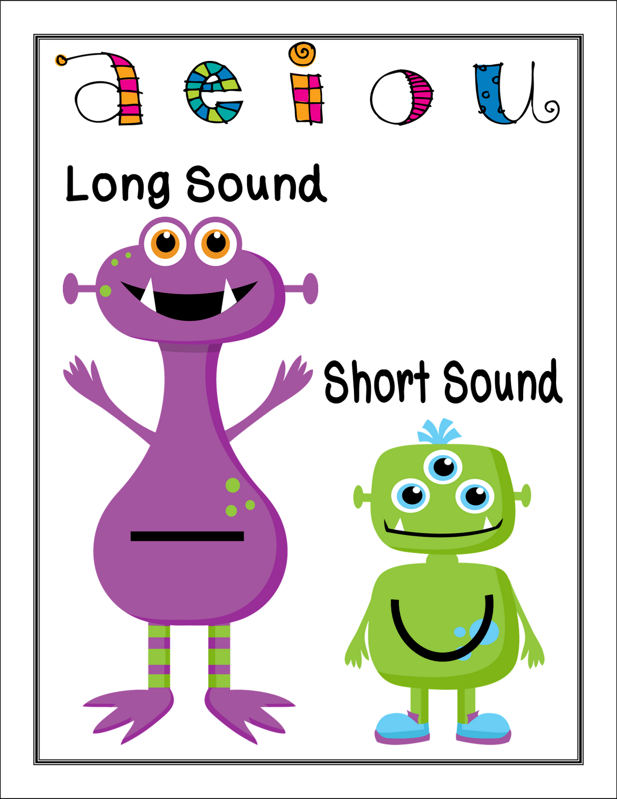 Inspired By Kindergarten Vowels Freebie
