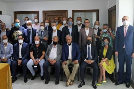 """taroudant press    جمعية الإعلام والناشرين تروم رد """"صاحبة الجلالة"""" إلى الصحافيين تارودانت بريس"""
