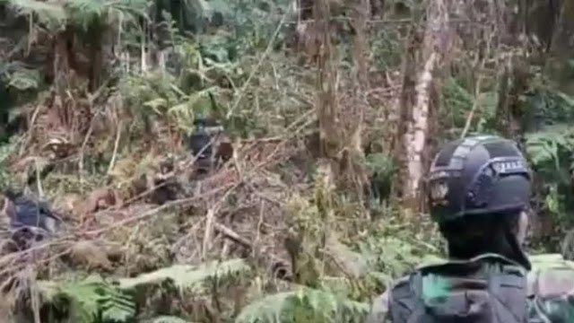 Hebat, Pasukan Tengkorak Kostrad TNI Berhasil Tembus Goa Baliem Papua