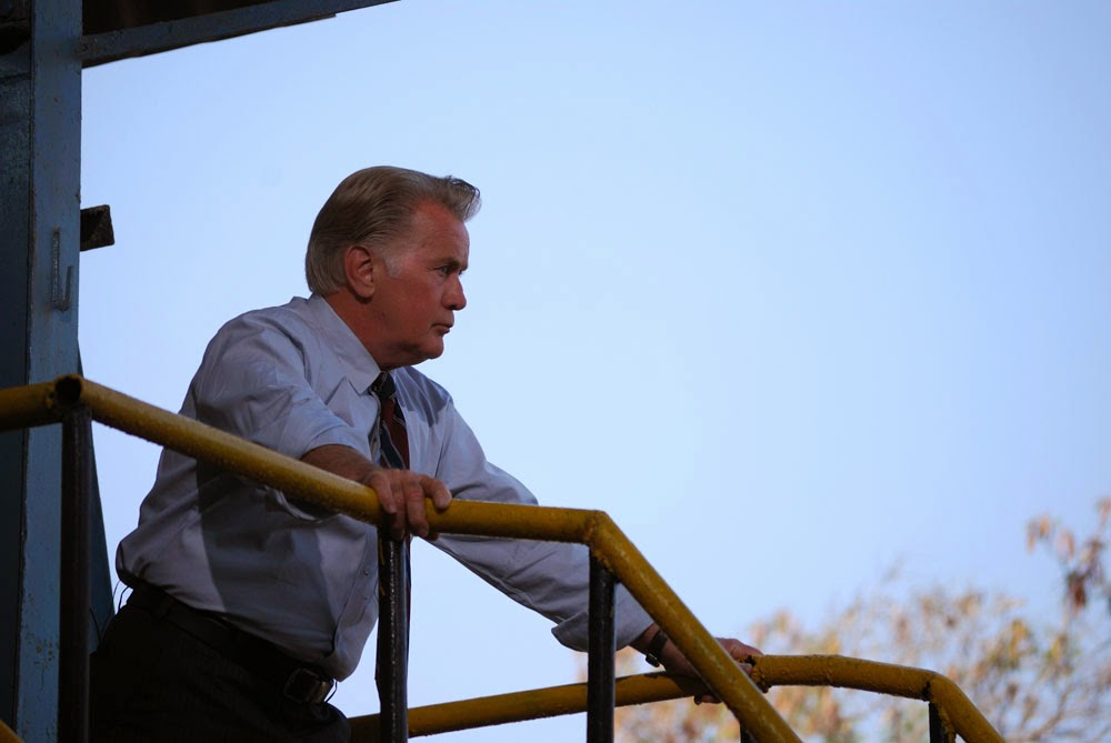 Martin Sheen as Warren Anderson in Bhopal: A Prayer for Rain, Directed by Ravi Kumar