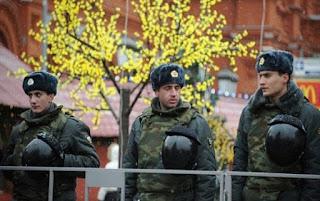 المخابرات الروسية تحقق طفرة كبيرة  في العمل الإستخباري