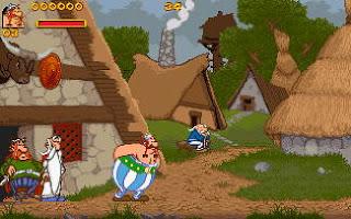 asterix y obelix super nintendo