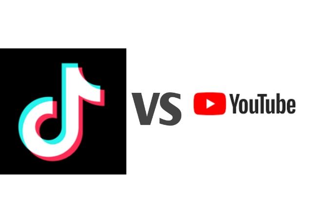 Tik tok vs youtube कौनसा app सबसे अच्छा है?