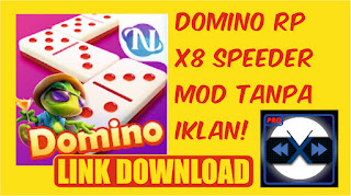 Higgs Domino Rp Mod APK X8 Speeder