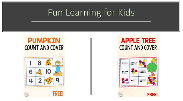Resources from Fun Learning for Kids