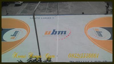 Kami Kreasi Karya Cipta mendapatkan dan melayanai jasa pengecatan lantai lapangan arena olah Jasa Pengecatan Lantai Lapangan arena olah raga