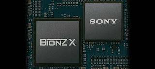 sony processor