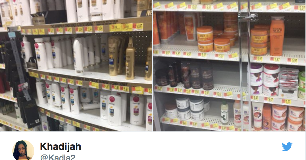 Walmart Corporate Contact >> SBPDL: Perhaps Black Hair Products at Walmart's across the USA are Locked Behind Glass Due to ...