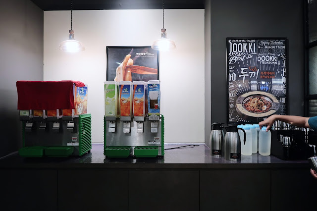 Drink Counter @ Dookki, IOI City Mall