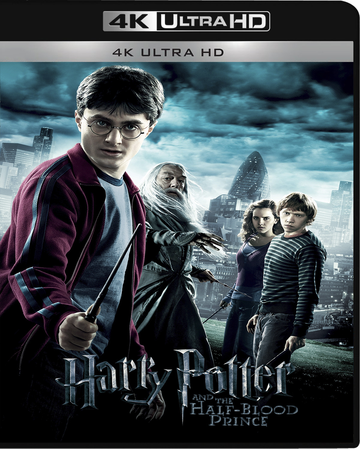 Harry Potter and the Half-Blood Prince [2009] [UHD] [2160p] [Latino – Castellano]