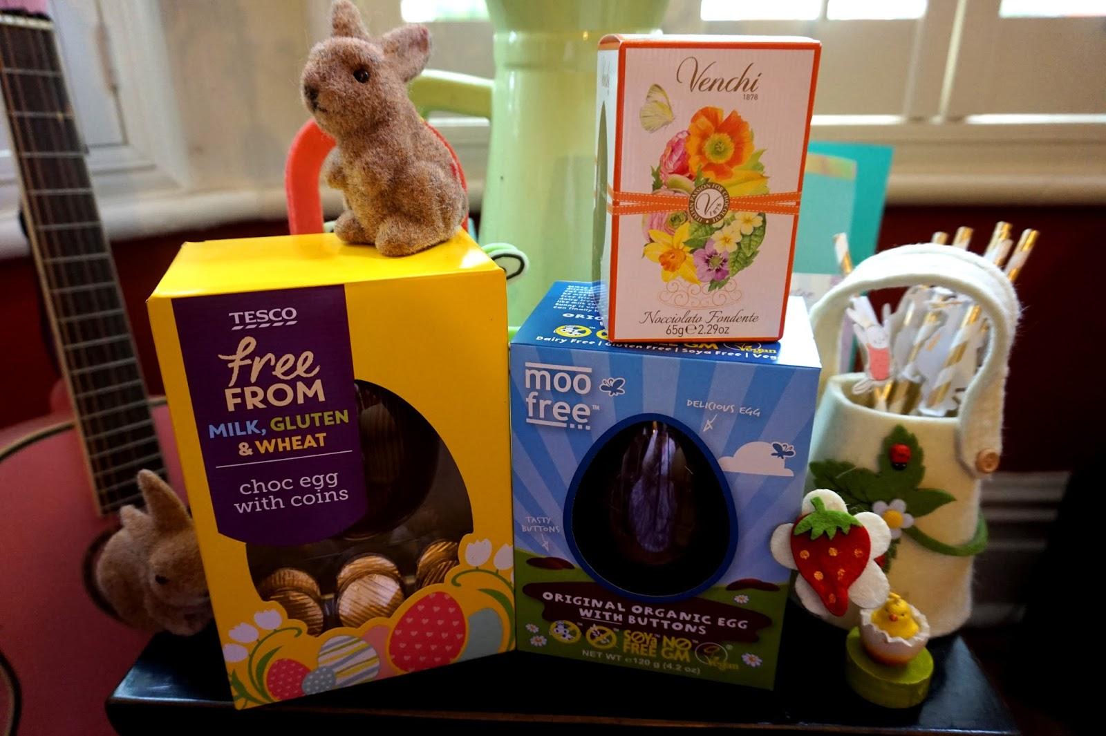 Vegan Easter Eggs Pamper And Curves
