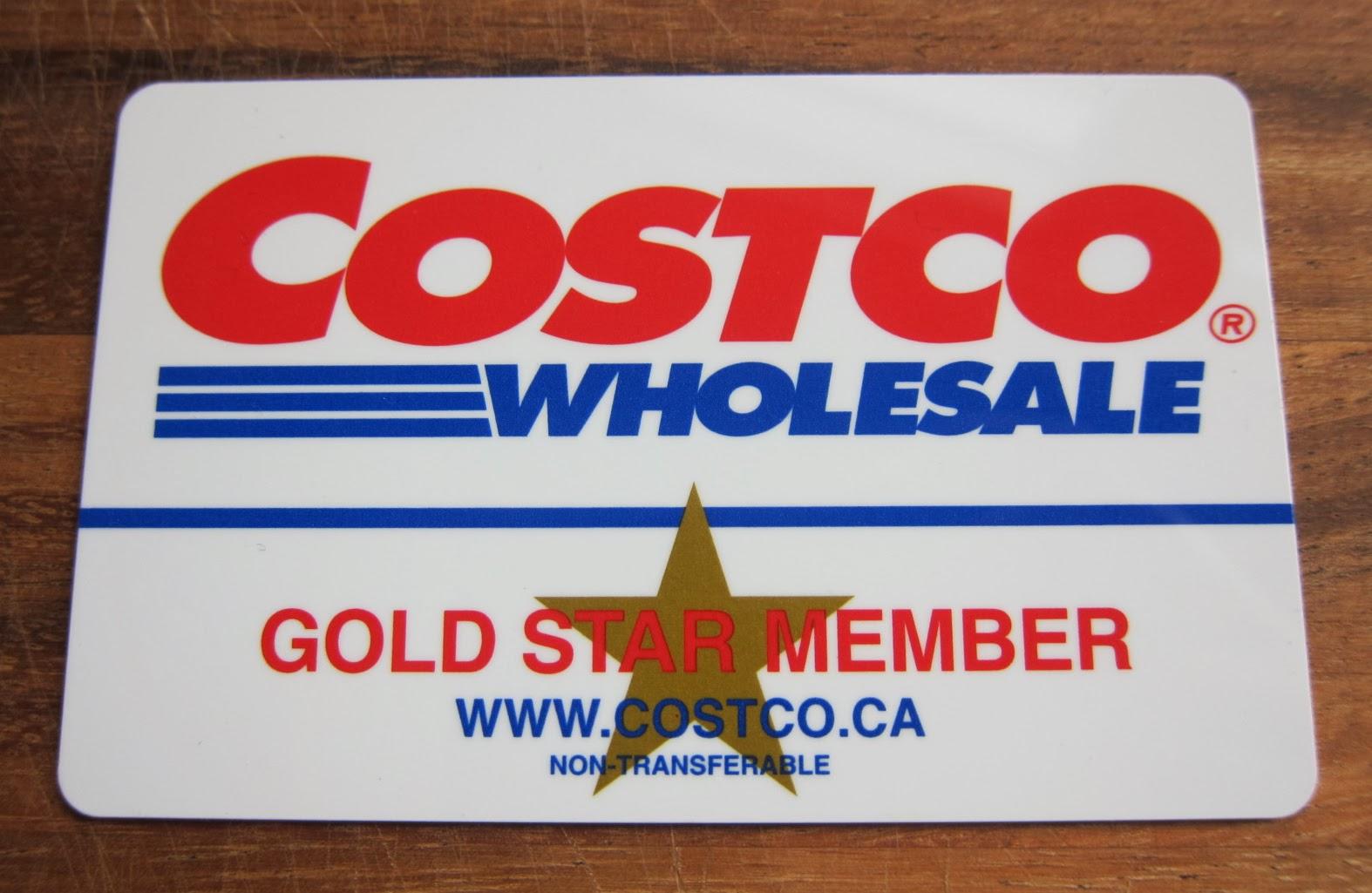 Organic Foods Costco Canada