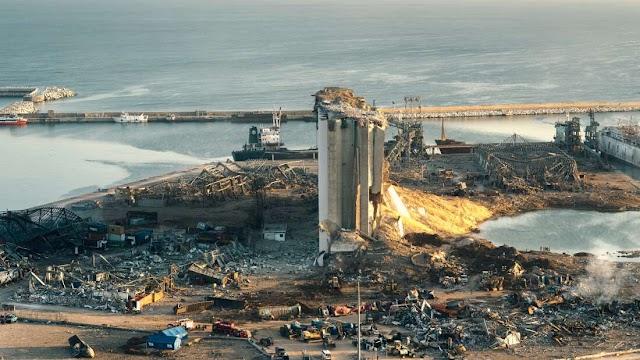 Η καταστροφική έκρηξη της Βηρυτού έστειλε κύματα στην ιονόσφαιρα με τη δύναμη μιας έκρηξης ηφαιστείου