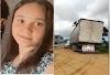 Na BAHIA desbravadora sobrevive após ser atropelada por carreta e ficar prensada em muro