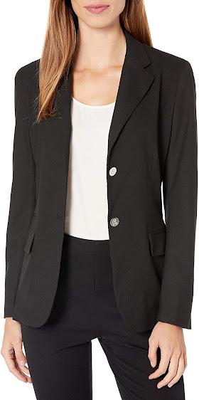 Black Blazers For Women