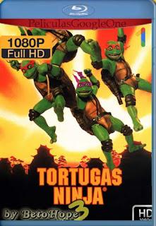 Las Tortugas Ninja 3 [1993] [1080p BRrip] [Latino-Inglés] [GoogleDrive]