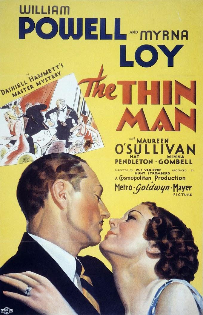 Тонкий человек 1934