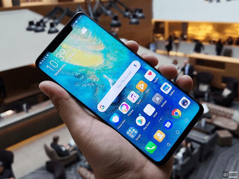 Huawei Mate 20 series are AnTuTu's top performing phones last December 2018!