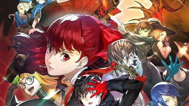 Persona 5 Royal/Atlus/Reprodução