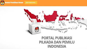 Pilkada 2020, Inilah Link Hasil Real Count KPU: Tangsel, Depok, Solo, Medan, Semarang, Surabaya