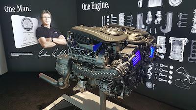 motore pazzesco