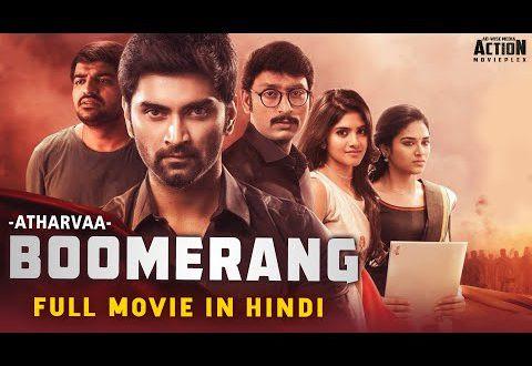 Boomerang 2019 South Hindi Dubbed Movie Download HDRip 720p Bolly4ufree.in