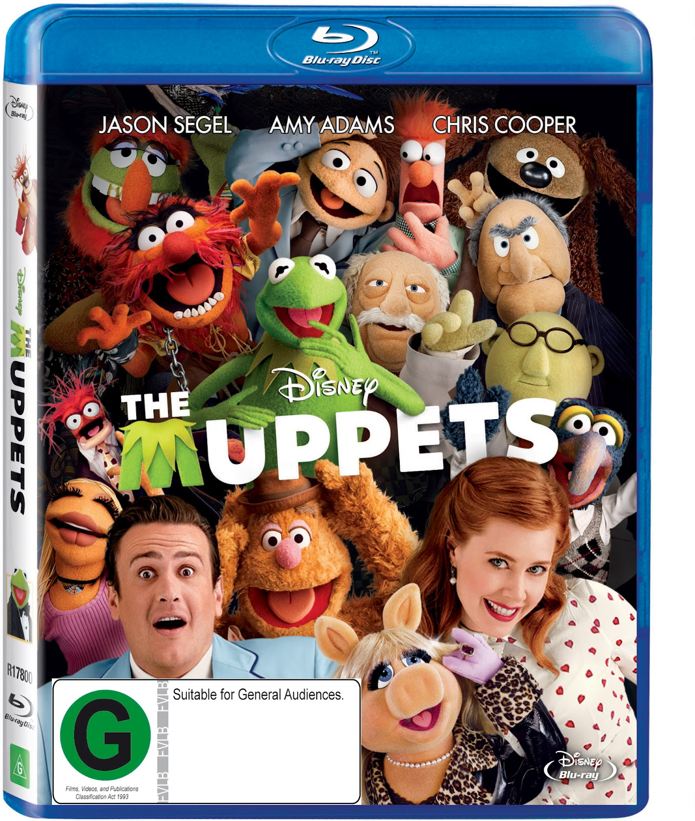 Marley Brothers Muppets