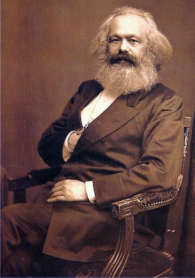 Carlos Marx Nada de lo humano me es ajeno