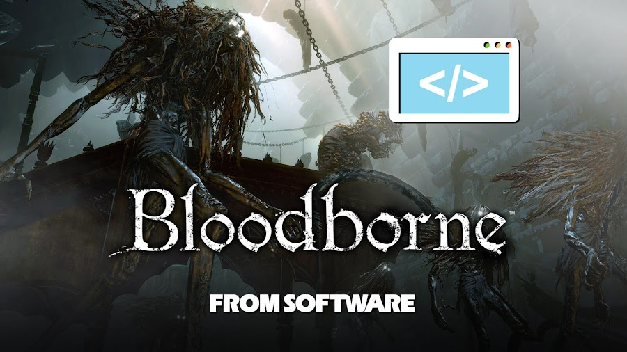 bloodborne mod hack enemy control feature from software