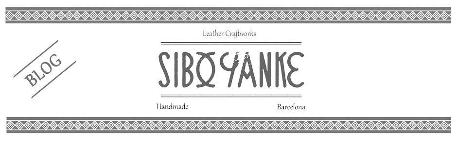 • SIBO YANKE BLOG • Leather Utility Belt - Festival Belt - Hip Belts with all Magic of the Gemstones