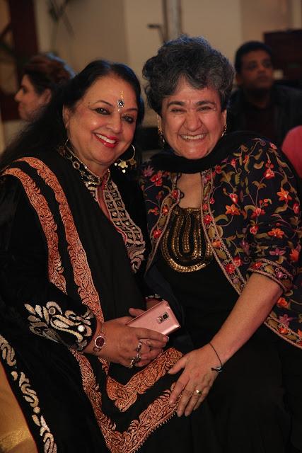 Rama Pandey and Ratan Kaul