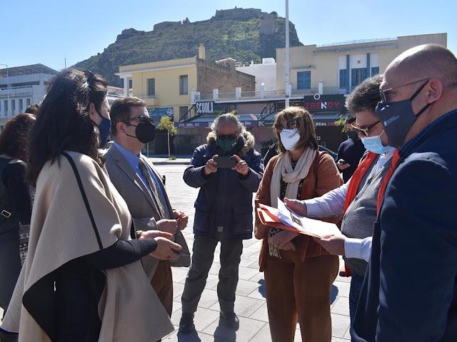 Αντιπεριφερειάρχης Τουρισμού από το Ναύπλιο: Στόχος μας να αναδειχθούν σημεία ιδιαίτερου φυσικού κάλλους